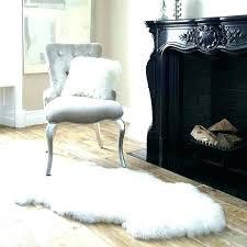 faux sheepskin rug inspirational area 8 awesome white fluffy safavieh washing