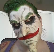 joker makeup tutorial arkham city by creepysfx