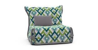 Купить Кресло-кровать Гейша цвет <b>Серо</b>-бирюзовый в Москве по ...