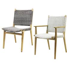 Great Outdoor Dining Chairs Roxanna Chair For Brilliant House Modern