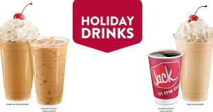 Breakfast meals are served all day long. News Jack In The Box 2013 Holiday Drinks Brand Eating
