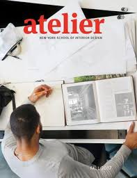 The Interior Design Institute Accreditation Simple Atelier Fall 48 By New York School Of Interior Design Issuu