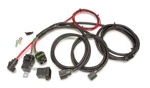 in our garage installing a new wiring harness daily headlight relay kit
