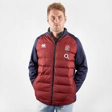 canterbury england 2019 20 players hybrid rugby jacket