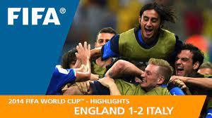 England 1-2 Italy (Brazil 2014) - FIFA.com