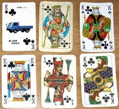 the kings in your deck of playing cards