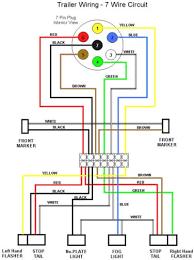 trailer plug wiring diagram 4 way trailer light wiring diagram at 4 Way Trailer Wiring