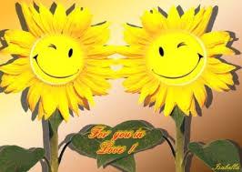 Smielys Sonnenblumen Text Grußkarten E Cards Postkarten