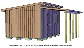 Lean To Garden Shed Designs Lean To Garden Shed With Porch Google Search Lean To