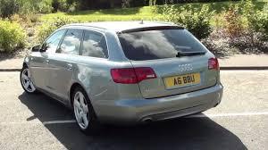 Audi A6 C6 Avant 2.7 TDI Multitronic 2006 Full Review - YouTube