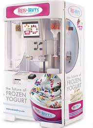Best Vending Machine Franchise Extraordinary Generation NEXT Franchise Brands Inc Frozen Yogurt Hot Franchise
