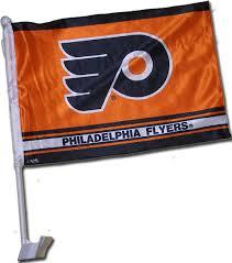 Flyers Flag Philadelphia Flyers Window Mounted Car Flag Philadelphia