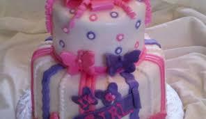 Butterfly Baby Cake Cakecentralcom