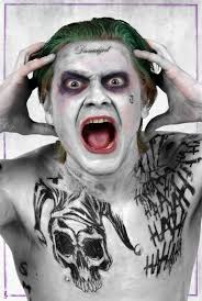 joker jared leto cosplay