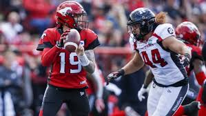 Stampeders Depth Chart Stampeders Bo Levi Mitchell Placed On 6 Game Injured List
