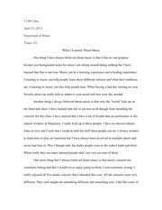 music essay my life in music enjoyment to music is a very 2 pages music final essay