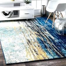 aqua blue area rug blue area rugs clay alder home modern abstract vintage blue area rug