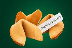 Glückskekse Asiatische Sprüche Weisheiten