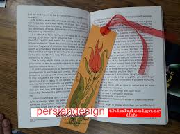 Design Handmade Bookmarks Persian Design Handmade Bookmarks Thousands Of Different Of