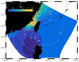 Mass Tide Chart 2015 Water Free Full Text Response Of Coastal Water In The