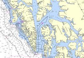 Southeast Alaska Chart Southeast Alaska King Salmon Troll Opener Alaska Gold