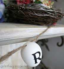 Ballard Designs Easter Easter Egg Garland Easter Craft And Decor Showcase