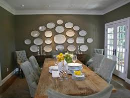 Plates Wall Decor Plate Wall Decor Decorating Ideas