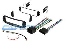 vw wiring harness vw bug car stereo radio kit dash installation mounting trim bezel wiring harness