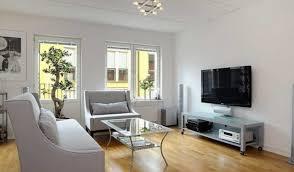 Interior Design Living Room Apartment Ideas Modest Wonderful Decor Beauteous One Bedroom Decorating Ideas