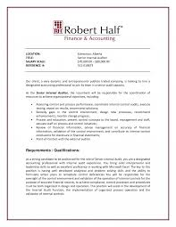 Internal Auditor Cv Ideas Collection Audit Resume Job
