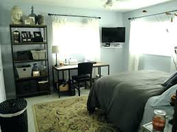 home office bedroom combination. Office Guest Bedroom Room Inspiration Home Combination