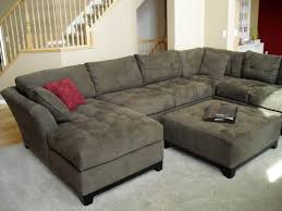 U Shaped Couch Living Room Furniture Simple Living Room Decorating Ideas With Cheap U Shaped Fabric