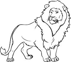 Printable Lions Coloring Pages In Property Desktop Unbelievable