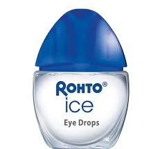 Home Rohto Cooling Eye Drops