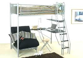 loft bed with futon and desk loft futon bed amusing loft beds with desk and futon loft bed with futon and desk