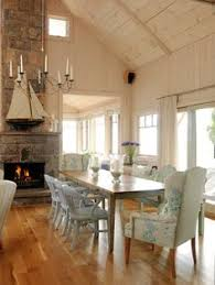 dining room in sarah richardson s summer house