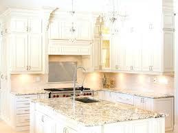 granite white kitchens with countertops cabinets backsplash