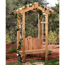 Small Picture pictures of arbors with plans An Arbor for You SimplyArbors