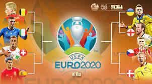 """โปรแกรม """"บอลยูโร2020"""" คืนนี้ อิตาลี พบ เบลเยียม สเปน พบ สวิตเซอร์แลนด์"""