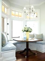 small kitchen nook tables small breakfast nook furniture nook with half circle built in window seat