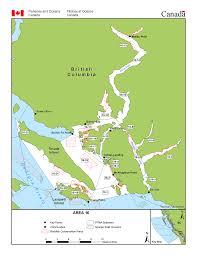 Burrard Inlet Depth Chart Area 16 Sechelt Inlet Jervis Inlet Texada Island Bc