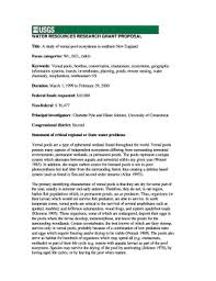 23 Printable Research Grant Proposal Sample Forms And
