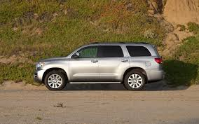 2011 Toyota Sequoia Platinum - First Drive - Truck Trend