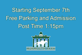 Equibase Full Charts Monmouth Park To Offer Free Admission And Parking Starting