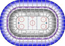 Honda Center Seating Chart