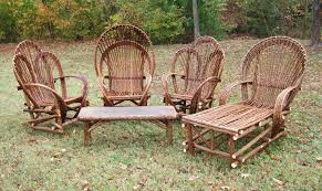 rustic wooden outdoor furniture. Elegant Unique Design Of The Wooden Outdoor Chairs That Can Be Decoration Ideas Inside Patio With Natural Touch Th Rustic Furniture N