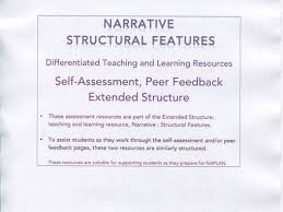 higher english sample critical essay on the novel the fault in  narrative structural features self assessment and peer assessment