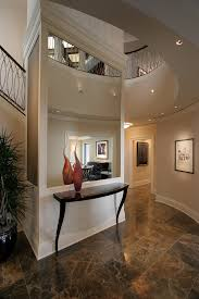 foyer design ideas pictures entry contemporary with curved walls wall decor