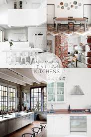 If you opt for a design like this, you can expect that most people will be impressed when they see your kitchen design isn't just about aesthetics. 10 Top Italian Kitchen Designs Plus A Research On Italian Kitchen Habits