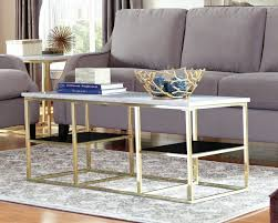 topic to uttermost katina gold leaf coffee table on 796